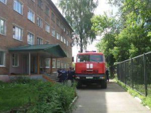 Пожарные учения_1